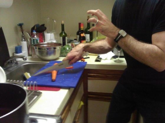 dinner carrot