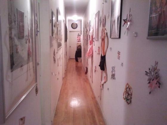flakes hallway