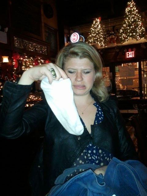 karaoke sock