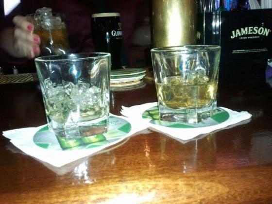 karaoke whiskey